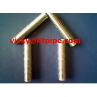 Quality Duplex 2205.2507. S32760 /Zeron100 stainless steel fastener stud bolt and nut for sale