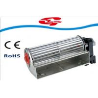 110-240V Crossflow , Fireplace Fans And Blowers With Shaded Pole Ac Motor