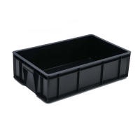 Quality 10e5 Ohms Silk Screen Printing Electronic Components ESD Tray for sale