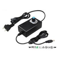 Quality Regulated Multi Voltage Switching Power AC Adapter 2500mA 30W 3V - 12V for sale