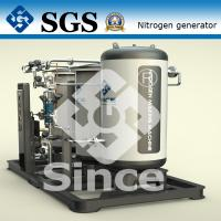 Buy High Purity Tire PSA Nitrogen Generator System Automatic Operating at wholesale prices