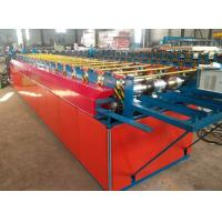 China Double Line Steel Stud Roll Forming Machine / C Channel Roll Forming Machine on sale