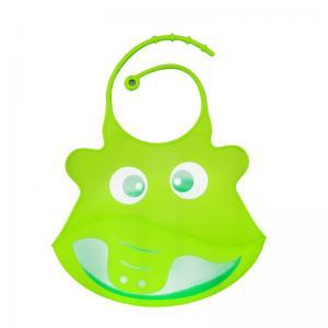 Quality Home Dribble Baby Teething Bibs , Dust Proof Half Sleeve Dribble Proof Bibs for sale