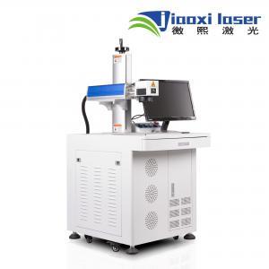 Quality high quality desktop fiber laser marking machine laser marking 20W for sale
