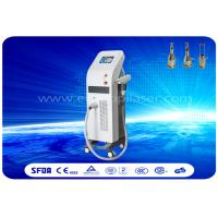 Quality Three Treatment Head Nd Yag Laser Machine Two Wavelengths Tattoo Removal for sale