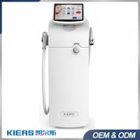 Quality FDA approved Germany Laser Bar totally painless vertical 808nm diode laser hair removal machine for sale