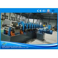 Quality V Shape Carbon Steel Cold Roll Forming Machine 2.0mm Thickness 120m / Min Running Speed for sale