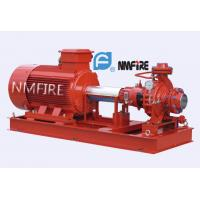 Quality SS420 Shaft Single Stage End Suction Pump 500 Gpm @110psi With Electric Motor Driven for sale