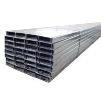 China OEM Galvanized sheet and roof purlin C steel beam C section steel fabrications on sale