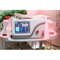 Quality 650nm / 980nm Dual Wave Lipo Laser Slimming Machine For Weight Loss for sale