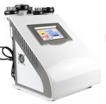 Quality 5 in 1 Cavitation Liposuction Vacuum Bipolar RF Laser Slimming Machine Salon for sale