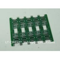 Buy Pannelized Double Layer Making Printed Circuit Boards RoHS Hot Air Solder Level at wholesale prices