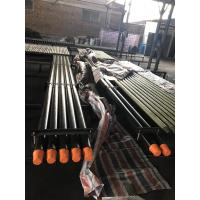 Quality Length 1525 - 6000mm Threaded Drill Rod For Rock / Mining Drill Machinery for sale