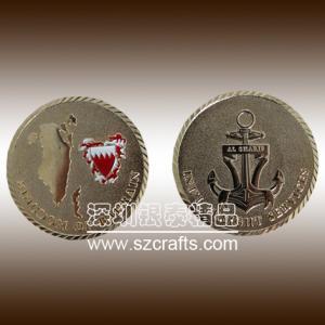 Quality Custom Metal Souvenir Coins/ Cheap Challenge Coin/ Custom Military Coin for sale