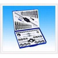 China 64 PCS Metric Tap and Die Set, Alloy Steel on sale