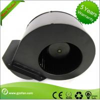 Quality 133mm Industrial DC input Forward Curved Centrifugal Fan for Air Purification for sale
