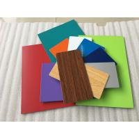 Quality Various Colors Aluminum Composite PlateWaterproof With Nano PVDF Paint for sale