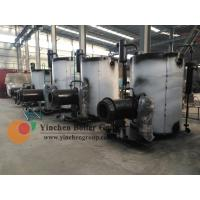 Quality Industrial Usage Vertical Steam Boiler , Gas Oil Fired Once Through Boiler for sale
