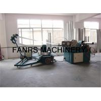 Quality 2500mm Spiral Tube Forming Machine With PLC Control Panel And Frequency Converter for sale