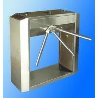 Quality Intelligent tripod turnstile barrier system for access control for sale