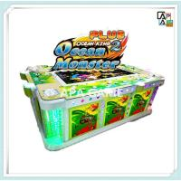 Buy cheap Ocean Monster Plus fishing game machine hot sale fish hunter arcade game machine from wholesalers