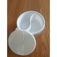 Buy 100ml (2x50ml) dual chamber cosmetic jar with 2 compartments at wholesale prices