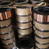 Quality Mig Welding Wire SG2/Copper-coated Welding Wire with 0.6 to 2.0 Diameter and 15kg with a Spool for sale