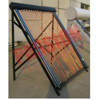 Quality U Pipe Collector For Split Tank , 30 Tube Solar Collector Pitched Roof Assembly for sale