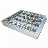 Quality Recessed Grid Lamp with 4 x 18W Power, OEM Orders are Accepted for sale