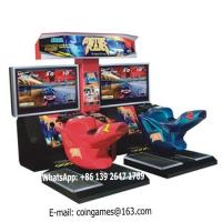 Buy High Quality Amusement Equipment Coin Operated Simulator GP Moto Arcade Machine Motor Bike Racing Games at wholesale prices
