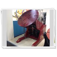 China Hydraulic Elevating Welding Positioner Chuck Automatic Tilting on sale