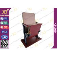 Buy Slim Polyurethane Sponge Auditorium Chairs For University Lecture Hall at wholesale prices