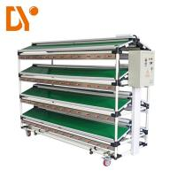 Quality Pipe Support Aluminium Profile Workbench Welded For Industrial Assemble Line for sale