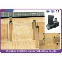 China Bi - directional 316 Stainless Steel Speed Gates Waterproof for scenic spot on sale