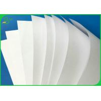 Quality High Bulk 70gsm 80gsm Bond Paper /  School Book Paper 1000MM Width Reels for sale