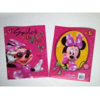 A4 size PP File Folder with Disney Design Printing