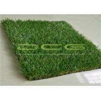 Quality PE Material Realistic Artificial Grass Fitters For Residential Yards / Synthetic Grass Lawn for sale