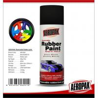 Quality Multi Purpose Removable Car Paint For Surface Protection Or Decoration for sale