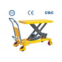 Quality Hydraulic Heavy Duty Scissor Lift Table Durable Pump With ISO Certification for sale