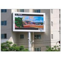 Quality Commercial Advertising LED Video Walls Programmable Full Color with -20 - 50°C Working Temperature for sale