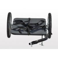 Buy Simple design Bike Luggage Trailer With silver powder coating at wholesale prices