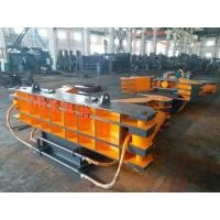 Quality Disassembling Bale Breaker Machine With Tongs Route Changeable 600KN Tensile Force for sale