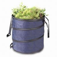 Quality Garden Bag, Made of Polyester Fabric, Measures 47x50cm for sale
