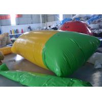 China Water Floating Blob Inflatable Water Toys For Ocean / Lake 5 * 5 * 5m on sale