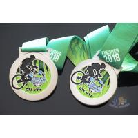 Quality Custom Made Riding Event Soft Enamel Medals No Minimum Trophies And Medallion for sale