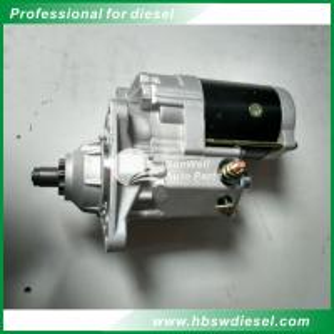 Quality 24V 7.5KW Starting motor for Cummins 6CT 3957597 Starter motor for sale