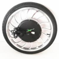 "Quality BLDC 36v 48v 1000w 20"" Electric Bike Hub Motor / Bicycle Wheel Electric Motor for sale"