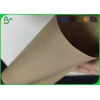 Quality Eco Friendly Test Liner Board 914mm Brown Color In Roll SGS Certified for sale