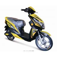Quality Road Traveling / Sport electric scooter bicycle , Comfortable driving motorized scooter 500W for sale