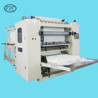 Quality TF-FTM China wholesale high speed and easy operate facial tissue paper manufacturing machine for sale
